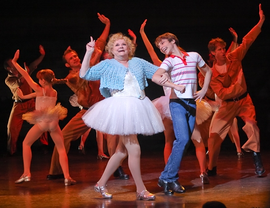 Photo Coverage: Tony Winner Kiril Kulish Bids Farewell to Broadway's BILLY ELLIOT