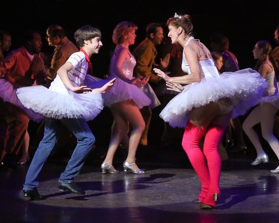Photo Coverage: Tony Winner Kiril Kulish Bids Farewell to Broadway's BILLY ELLIOT