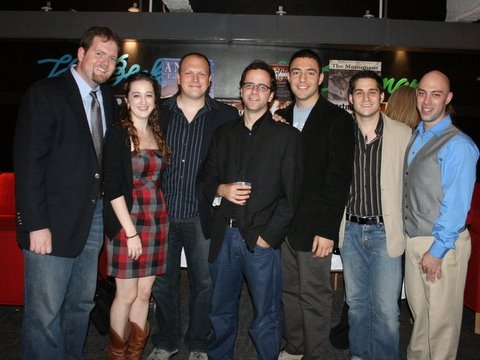 Owen M Smith, Stephanie Cali, Vincent Vigilante, Doug Numan, Jay Rohloff, Daniel Battista, Harrison J Harvey