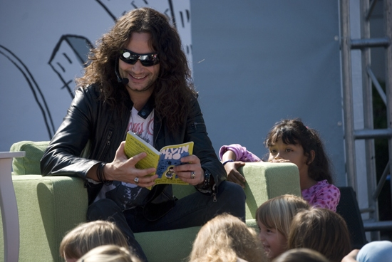 Photo Coverage: The Third Annual 'The New York Times Great Children's Read'