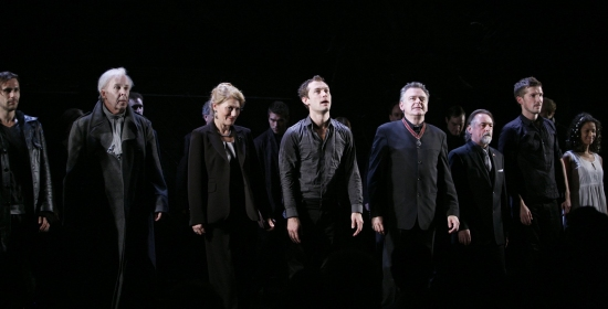 Matt Ryan, Peter Eyre, Geraldine James, Jude Law, Colin Haigh, Kevin R. McNally, Gwil Photo