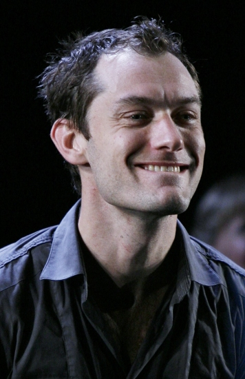 Photo Coverage: 'HAMLET' Starring Jude Law - Opening Night Curtain Call