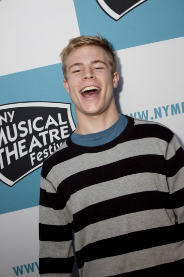 Photo Coverage: NYMF 2009 - Cast and Creative Teams 'Party Down'