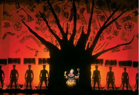 Photo Flash: Dionne Randolph, Timothy Carter and Chaz Marcus Fleming in San Diego's THE LION KING