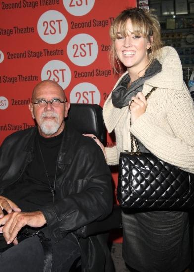Chuck Close and Suzanne Scott