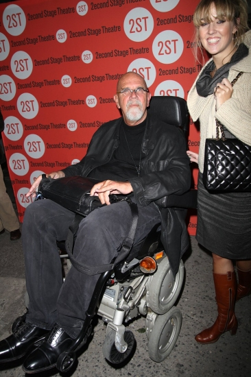 Chuck Close and Suzanne Scott