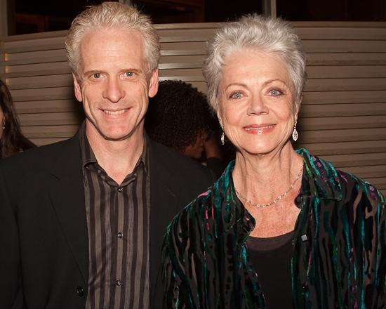 John Hickok and Janet Carroll