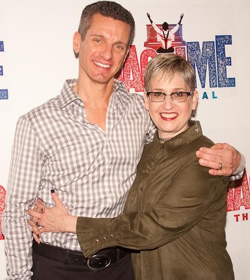 James Moore and Marcia Milgrom Dodge Photo