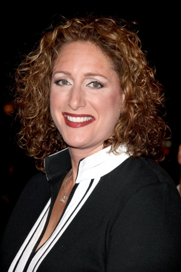 Julie Gold at THE ROYAL FAMILY - Opening Night Arrivals