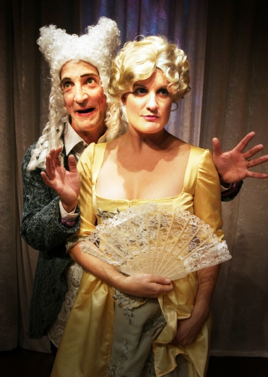 Photo Flash: MEASURE FOR PLEASURE At ArtsWest