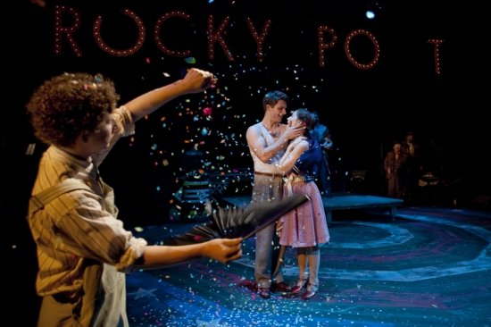 Photo Flash: THE FANTASTICKS at Long Wharf Theatre