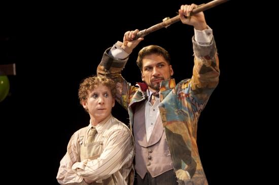 Photo Flash: THE FANTASTICKS at Long Wharf Theatre
