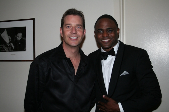 Photo Coverage: Wayne Brady Performs with The New York Pops
