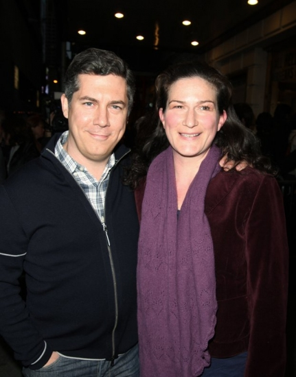 Photo Coverage: OLEANNA Opening Night Arrivals
