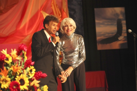Paul Ryan with Carol Channing