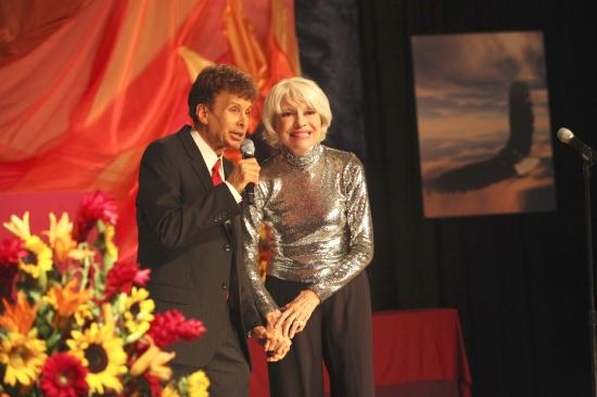Paul Ryan with Carol Channing