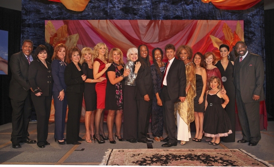 Photo Flash: The BraveHeart Awards With Carol Channing