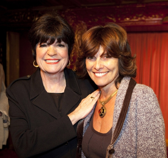 Photo Flash: JoAnne Worley Opens KEEP LAUGHIN At Cabaret At The Castle