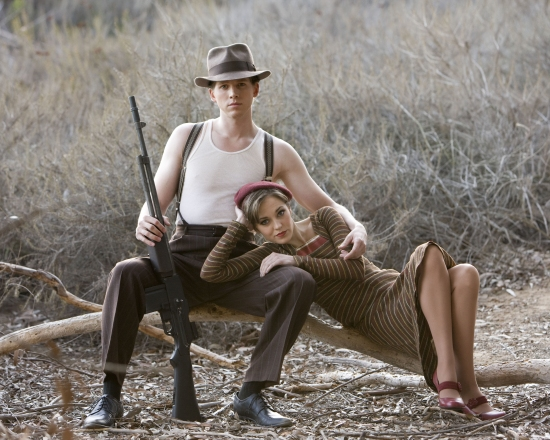 Photo Flash: Osnes and Sands in La Jolla's BONNIE & CLYDE