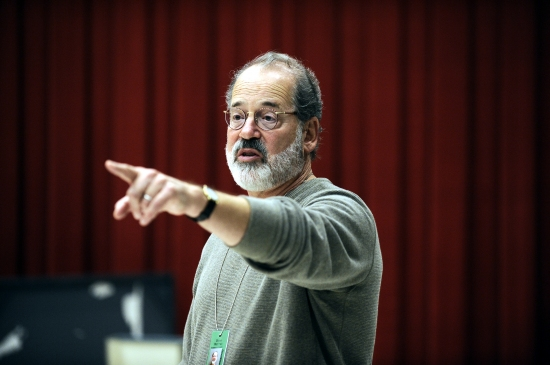 Photo Flash: Goodman Theatre's HIGH HOLIDAYS Rehearsals