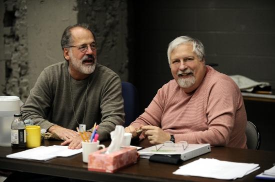 Steven Robman and Alan Gross Photo