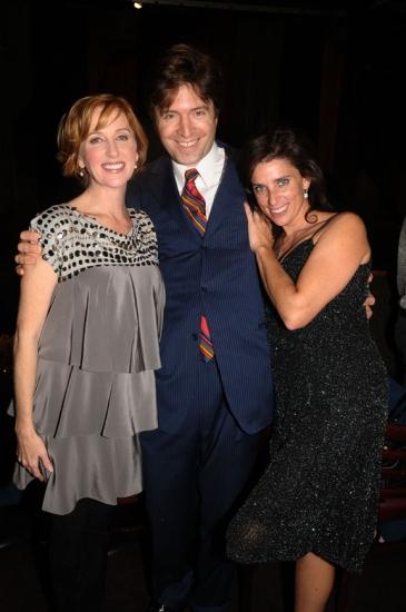 Anastasia Barzee, Lawrence Benenson and Sandra Coudert