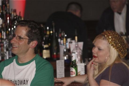 Seth Rodetsky and Carly Ozard