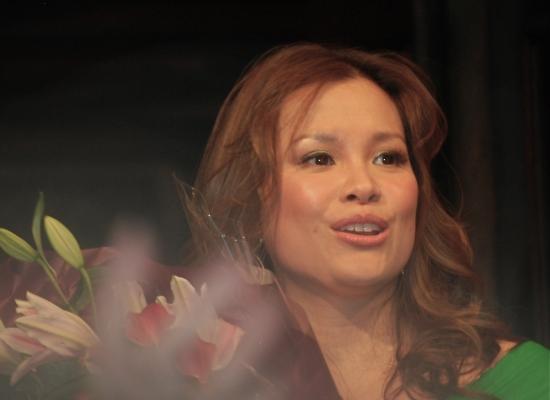 Photos: Lea Salonga Performs at The Philippine Center's Kalayaan Hall