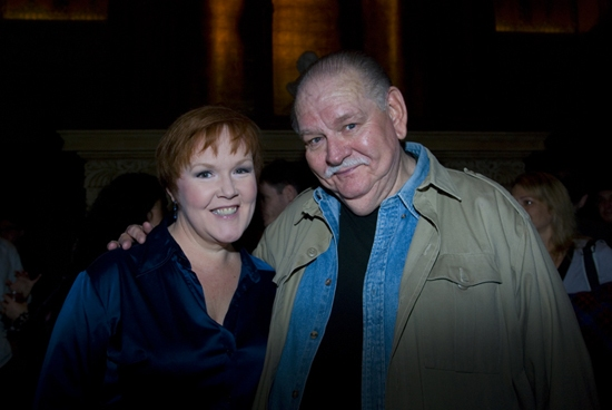 Jessica Sheridan and Michael McCarty