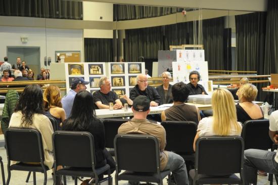 Photo Coverage: Wildhorn's WONDERLAND Begins Rehearsals