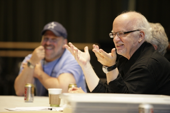 Frank Wildhorn and Gregory Boyd