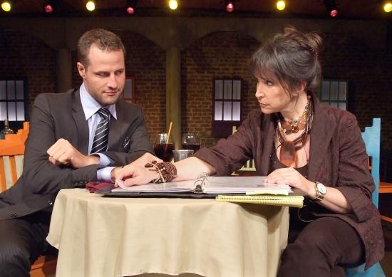 Photo Flash: The Katselas Theatre Company Presents LA RONDE DE LUNCH