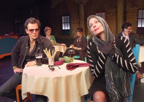 Photo Flash: The Katselas Theatre Company Presents LA RONDE DE LUNCH