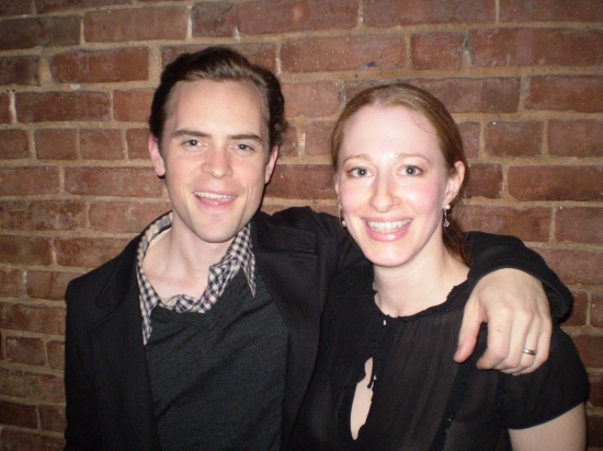 David Jenkins and Josie Whittlesey