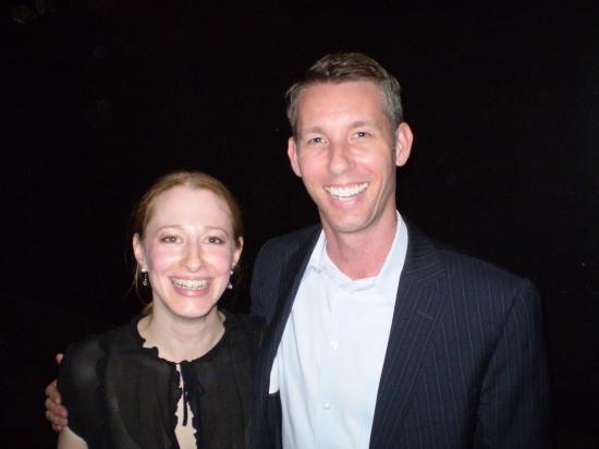 Josie Whittlesey and Mark Hoebich