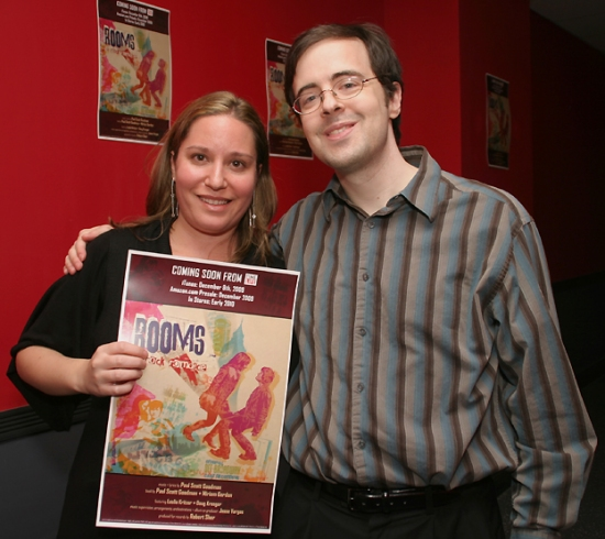 Photo Flash: ROOMS: A Rock Romance Album Pre-Release Party