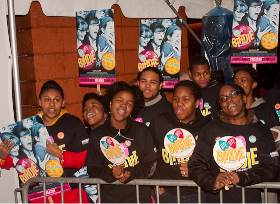 Photo Coverage: BYE BYE BIRDIE - Opening Night Arrivals