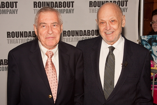 Lee Adams and Charles Strouse