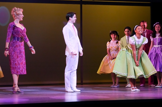 Photo Coverage: BYE BYE BIRDIE's Back on Broadway - Opening Night Curtain Call