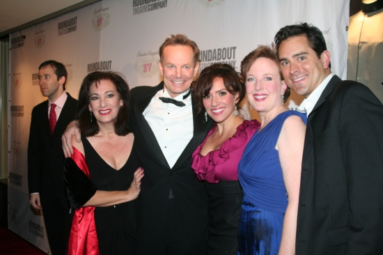 Patty Globle, Bill Irwin, Natalie Hill, Suzanne Grodner and Todd Gearheart