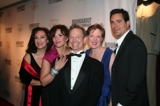 Patty Goble, Natalie Hill, Bill Irwin, Suzanne Grodner and Todd Gearheart