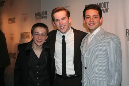 Riley Costello, Kevin Shotwell and Robert Hager