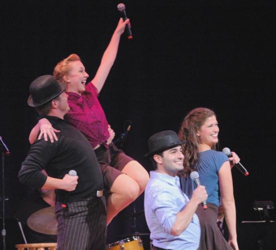The David Merrick Dancers