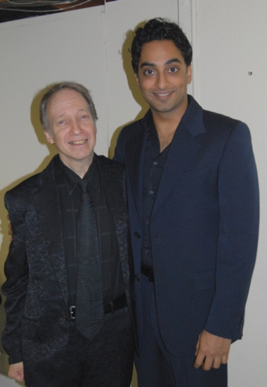 Scott Siegel and Manu Narayan