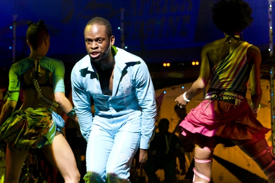 Photo Flash: FELA! Begins Broadway Previews 10/19