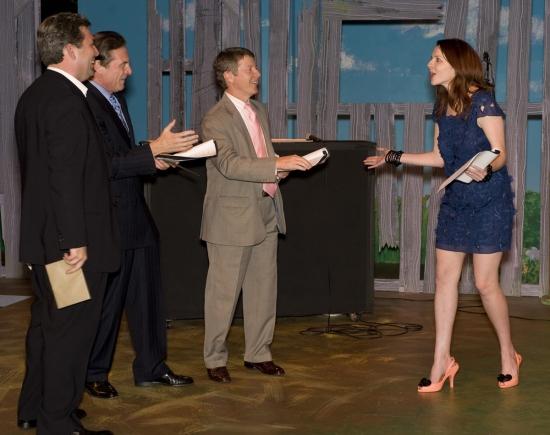 Photo Flash: Main Street Theater's Fifth Annual Autumn Follies Gala
