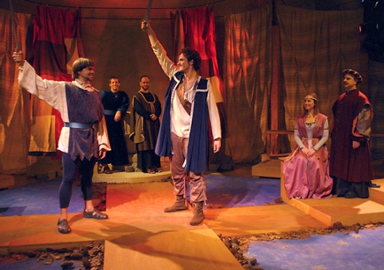 Photo Flash: TROUBADOR 'Sings' at the Theater at the Church Of The Epiphany
