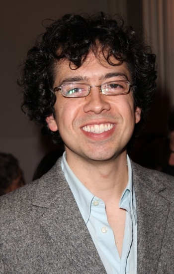 Geoffrey Arend at COURAGE IN CONCERT One-Night-Only Benefit Performance at The Public Theater