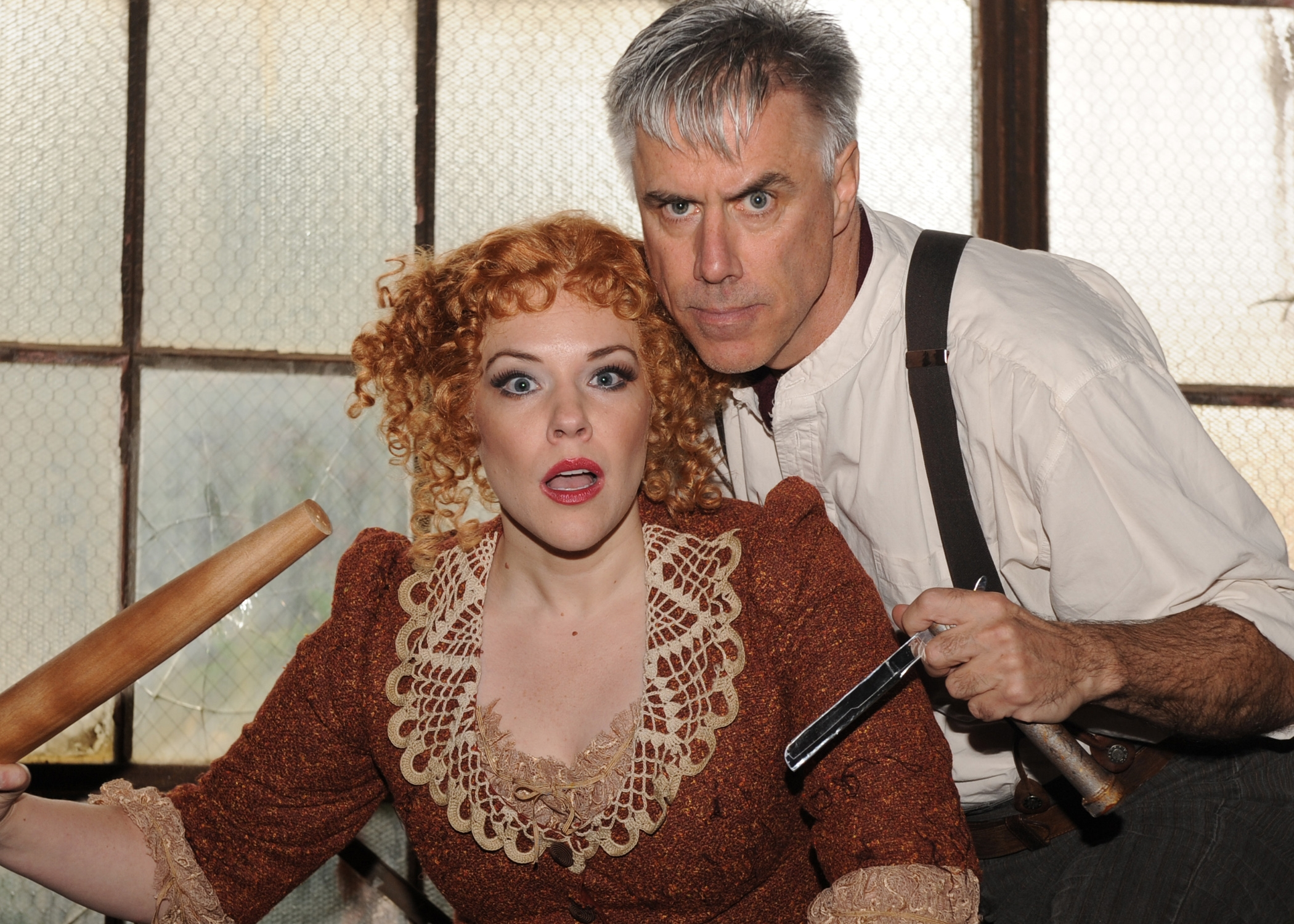 Jeff McCarthy & Emily Skinner Star In Lyric Theater's SWEENEY TODD, Opens 10/22