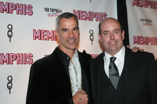 Jerry Mitchell and Christopher Ashley